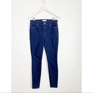 LOFT 6/28 Dark Wash Legging Jeans! Skinny